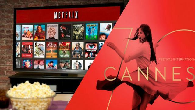 'Cannes sin Netflix' Entre lo tradicional y lo moderno