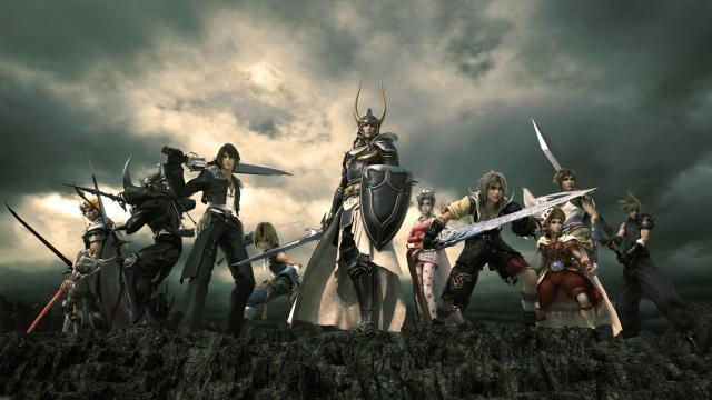 Square Enix está celebrando una loca venta de Final Fantasy en este momento