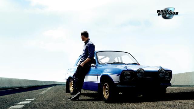 Los fanáticos llegan a la atracción Fast and Furious Supercharged