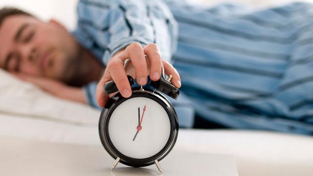 Cómo dormir mejor por la noche-Naturalmente