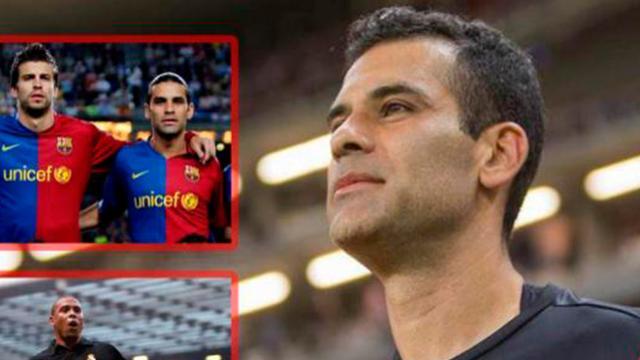 Rafael Márquez ex del FC Barcelona ya sabe si va al Mundial de Rusia