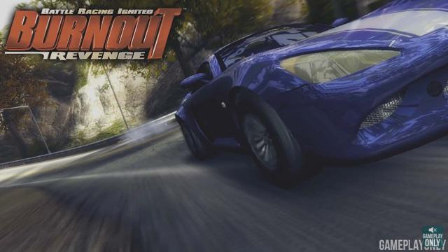 'Burnout Revenge' available with Xbox One backwards compatibility