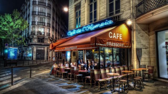 De un café a una cafetería, ha sido un gran salto