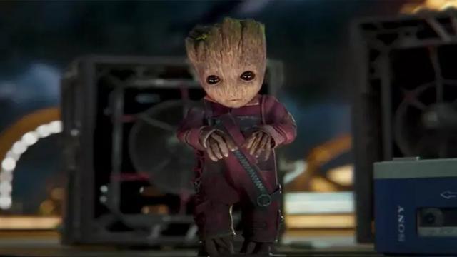 Groot, Tender Soul de MCU, sigue rompiendo nuestros corazones