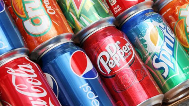 ¿Qué le hace la soda a su cuerpo?