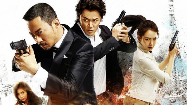 La película Manhunt es una gran creación de John Woo