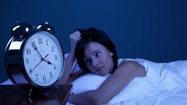 ¿No puede dormir? Aquí está cómo vencer el insomnio
