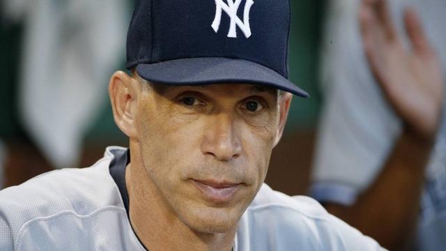 Joe Girardi explica por qué no está mirando a los Yankees