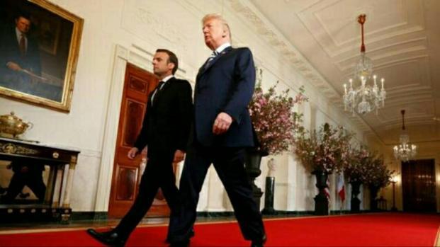 Accord avec l'Iran : Après la sortie des USA, quelle position pour la France ?
