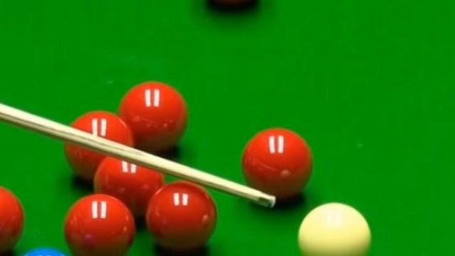 Snooker champions are made and not born