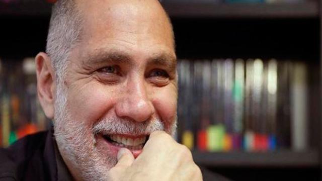 El regreso del escritor Guillermo Arriaga