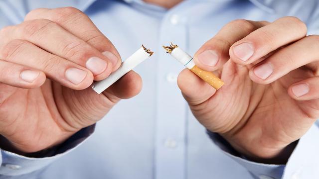 Reazioni corpo dopo smettere di fumare