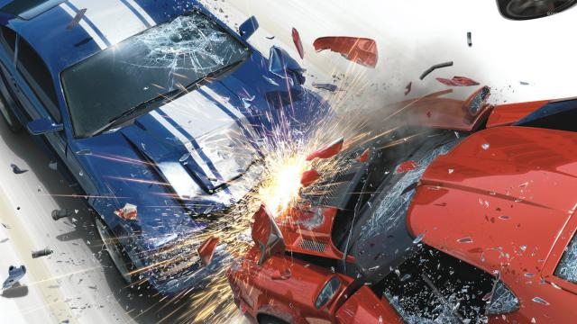 'Burnout Revenge' compite con compatibilidad de versiones anteriores de Xbox One