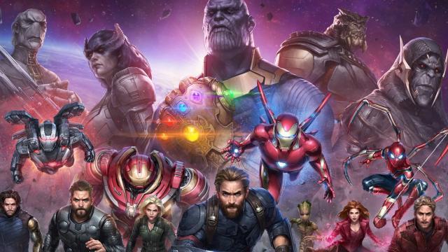 'Avengers 4' comienza el próximo libro Marvel Cinematic Universe