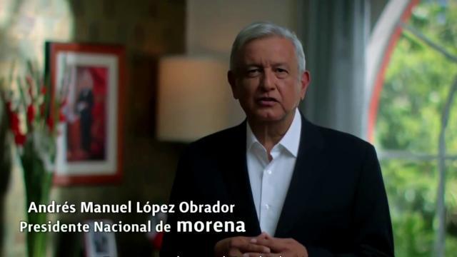 Andres Manuel responde a los críticos comerciales con el plan