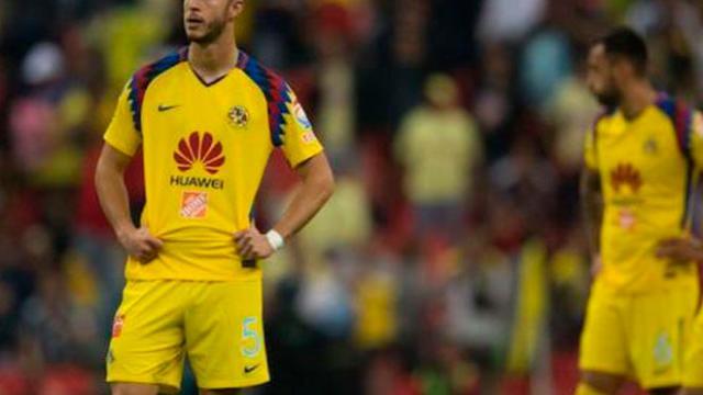 Los descartados del América para la ida contra Santos