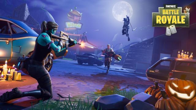 Fortnite - Epic Games error de jugador invisible, planteado por los fanáticos