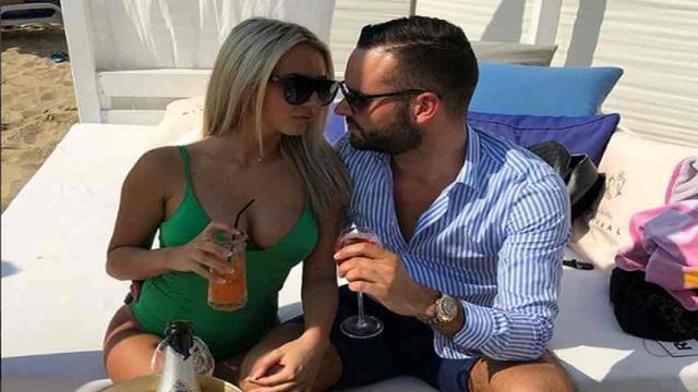 La copine de Nikola Lozina confie qu'elle était une femme battue