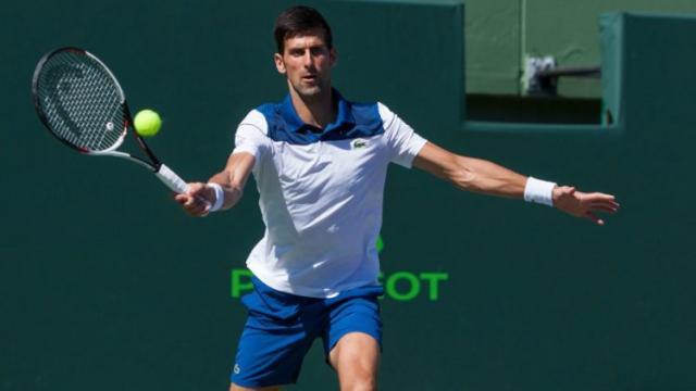 Tennis-ATP : Novak Djokovic a perdu mais s'est bien battu
