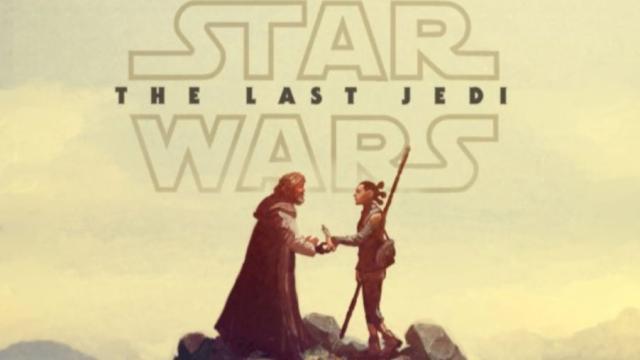 'Star Wars: El último Jedi Adaptación' número Uno