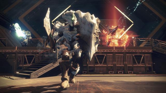 Destiny 2 Glitch le da a las armas de poder munición extra