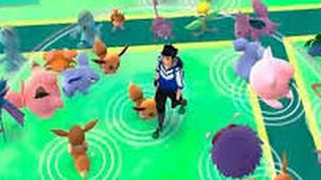 Pokemón disfruta la Tercera Generación
