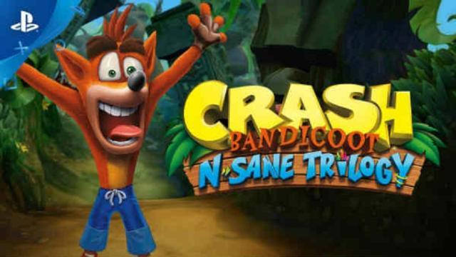 Crash Bandicoot remasterizado salió para Switch, Xbox One y PC muy temprano
