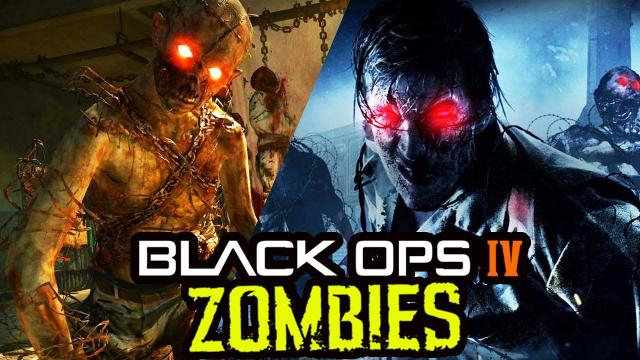 Call of Duty: Black Ops 4, ahora tiene zombies