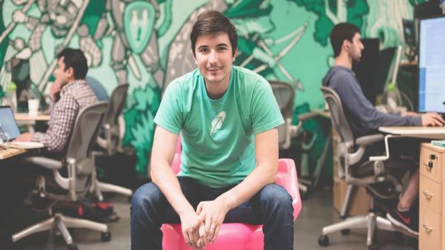 La empresa Robinhood alcanzan una valoración de $ 5.6B