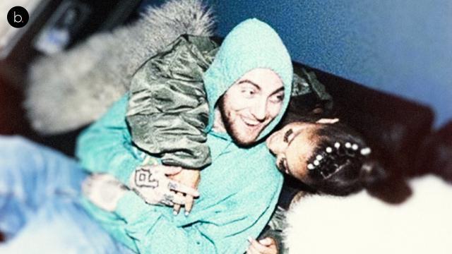 Ariana Grande confirma la ruptura con Mac Miller