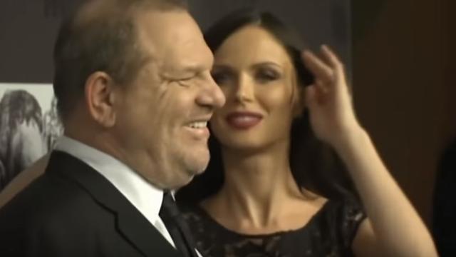 Harvey Weinstein's wife Georgina Chapman stayed home for five months