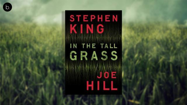 Netflix compra derechos de In the Tall Grass, novela de Stephen King y Joe Hill