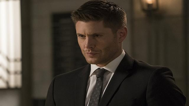 Showrunner supernatural se burla del nuevo personaje de Jensen Ackles