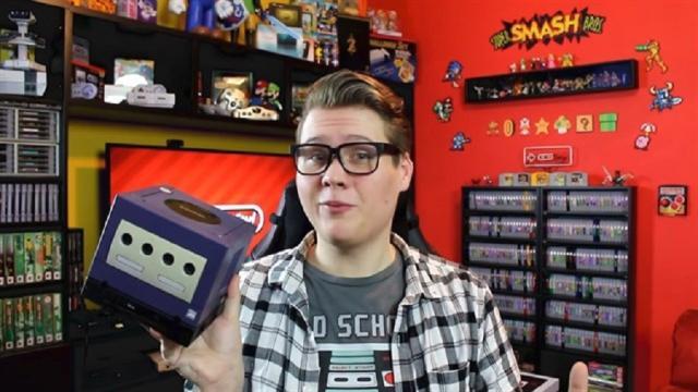Fan construye GameCube Mini y explica por qué Nintendo no puede hacer eso