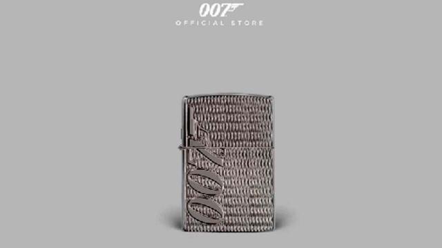 Emmanuel Macron's gift for Prince Harry is a 'James Bond Cigarette Lighter'