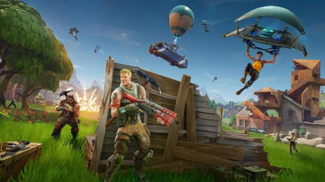 Temporada 4 ¿Son superhéroes o supervillanos de Fortnite?