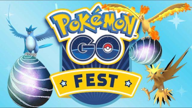Entradas de Pokémon GO Fest se agotaron después de los problemas del sitio web