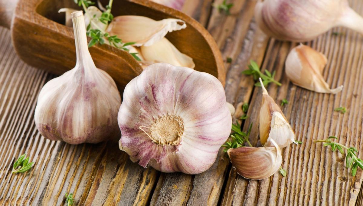 El ajo podría ayudar a aliviar la presión arterial alta