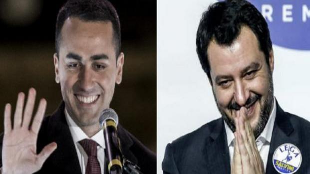 Lega Matteo Salvini, i 10 punti del contratto di governo