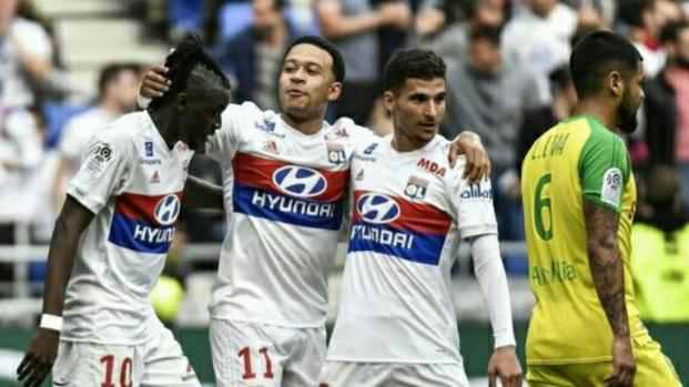 Ligue 1 2018 : L'OL bien parti pour être dauphin de Paris