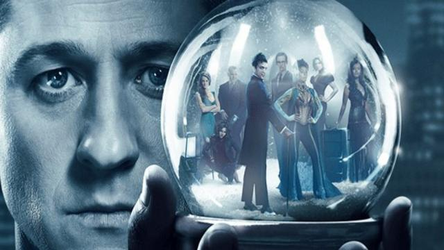 'Gotham' recibe el mayor puntaje de las calificaciones de la cuarta temporada