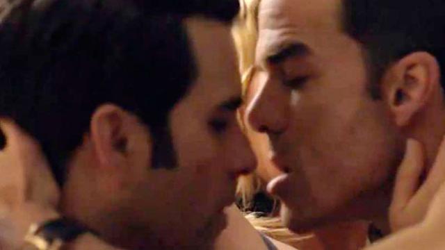 Beso controversial en 'El Señor de los Cielos 6'