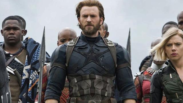 Avengers Infinity War: ¿Muere el Capitán América?