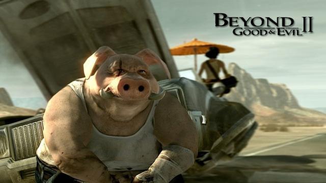 Beyond Good & Evil 2: Nuevo juego mostrado en livestream.