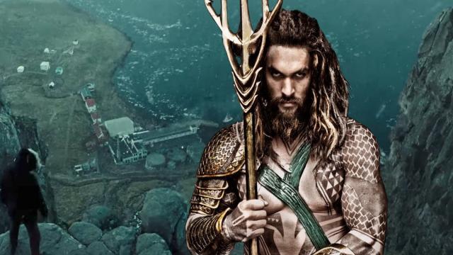 Es por esto que el director, todavía no ha presentado un trailer de 'Aquaman'