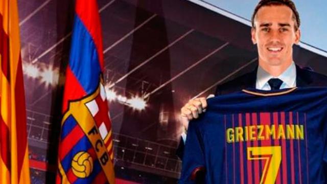Mercado: Fichaje de Griezmann y la salida de un un crack del Barça