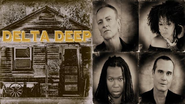 East Coast Live por Delta Deep, Blues, Rock y Soul de proporciones épicas