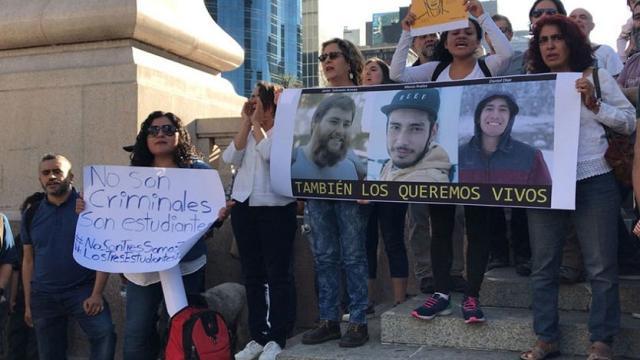 Policiales: Detienen nuevo sospechoso de la muerte de los tres estudiantes