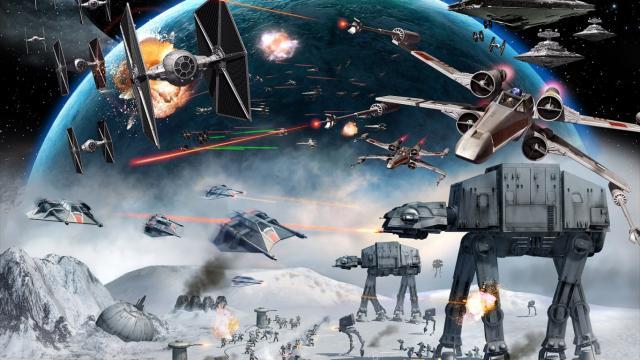 Cronograma de la serie de tv de Star-Wars Live-Action