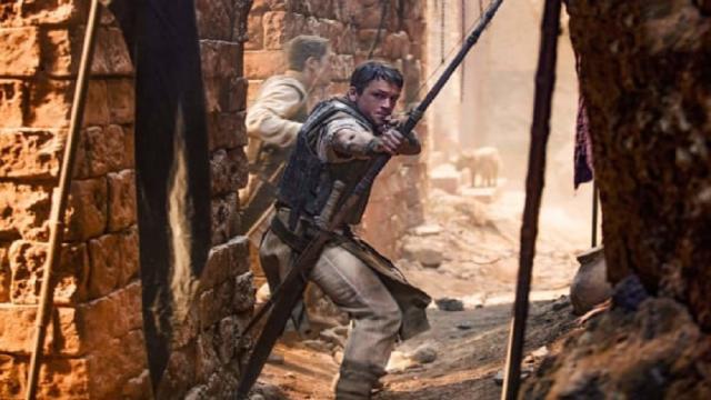 Primer avance del nuevo Robin Hood con Taron Egerton.